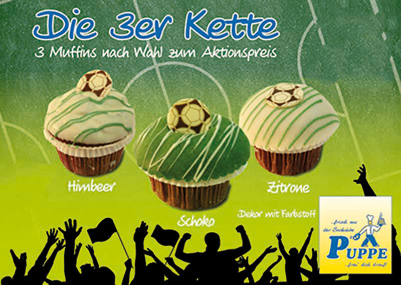 Muffin WM Aktion 2014